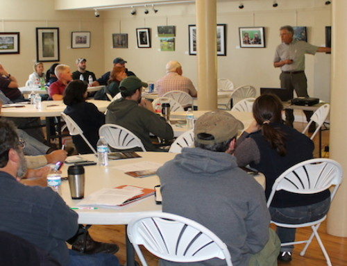 AMJV Partners with USFS on Series of Forest Management Workshops
